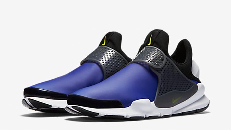 compuesto cristiandad preocuparse  Nike Sock Dart SE Blue Black - Where To Buy - 911404-400 | The Sole Supplier