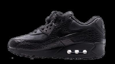 Nike WMNS Air Max 90 Black Croc | Where To Buy | 443817-003 | The ...