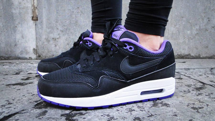 Nike Wmns Air Max 1 Essential Black   Where To Buy   599820-006 ...