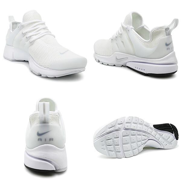 Nike Womens Air Presto Black White