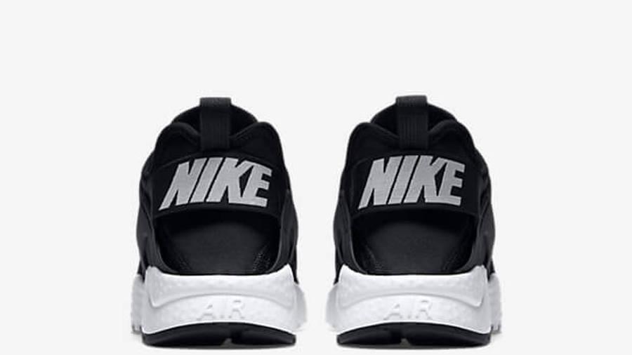 Nike Womens Air Huarache Ultra Black White | Where To Buy | 819151 ...