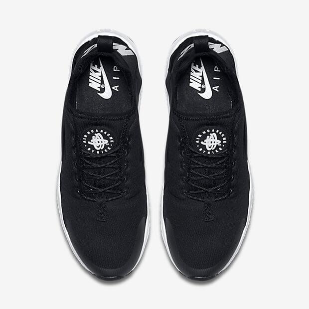 Nike Womens Air Huarache Ultra Black White