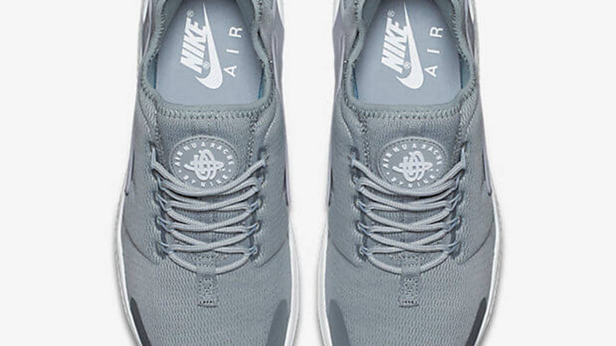 Nike Womens Air Huarache Ultra Wolf Grey | Where To Buy | 819151 ...