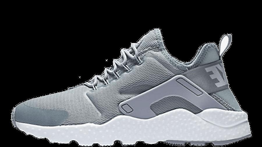Nike Womens Air Huarache Ultra Wolf Grey   Where To Buy   819151 ...