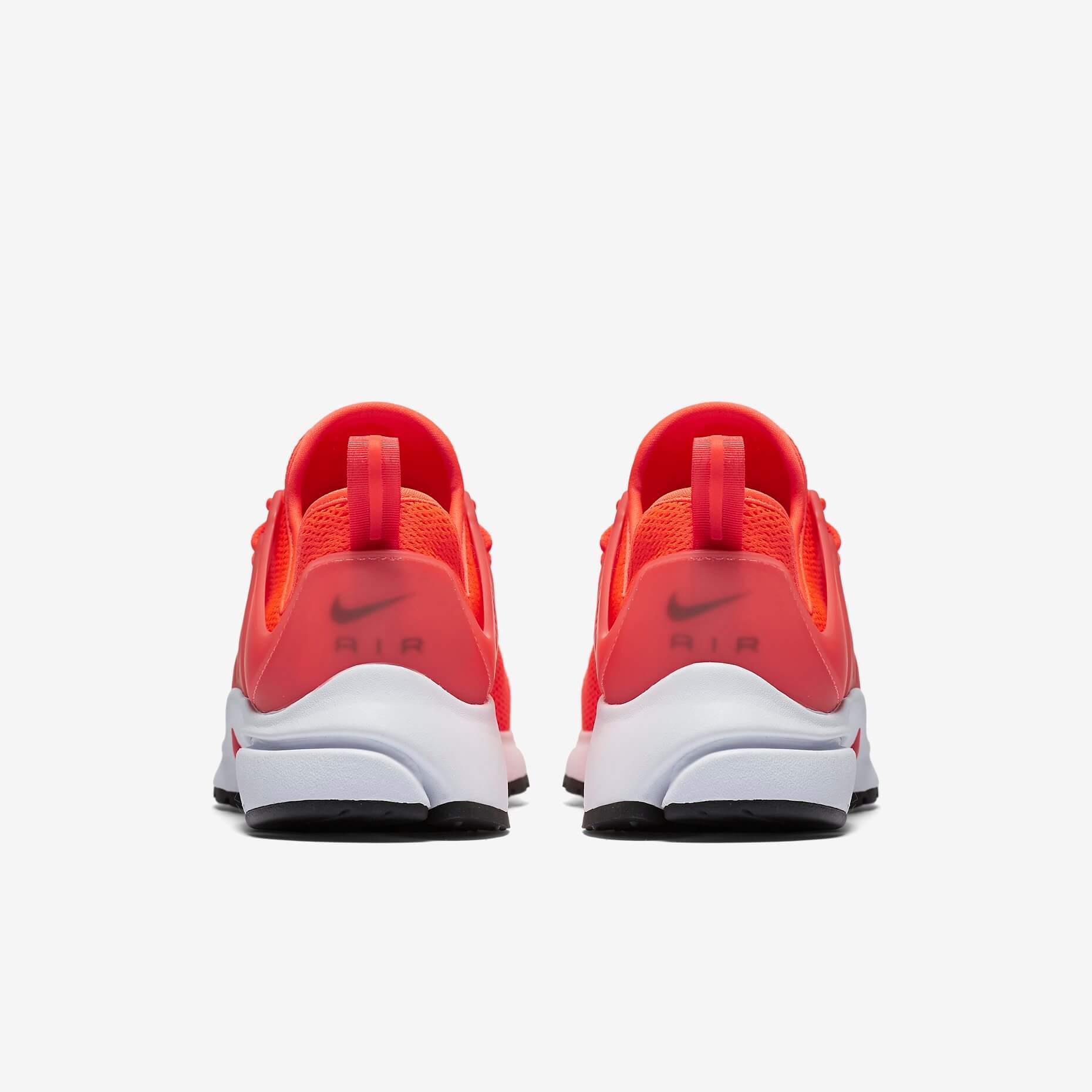 Nike Womens Air Presto Total Orange