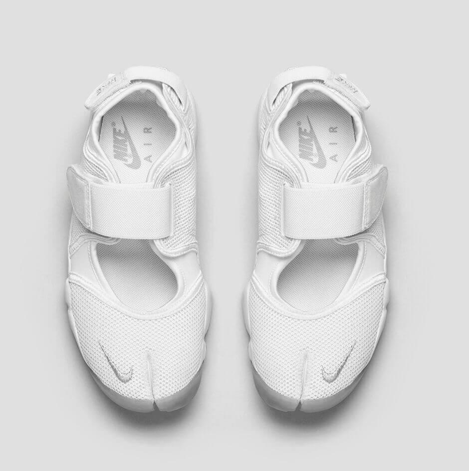 Nike Womens Air Rift White | Where To