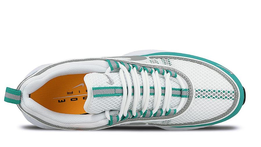 Nike Zoom Spiridon White Turbo Green