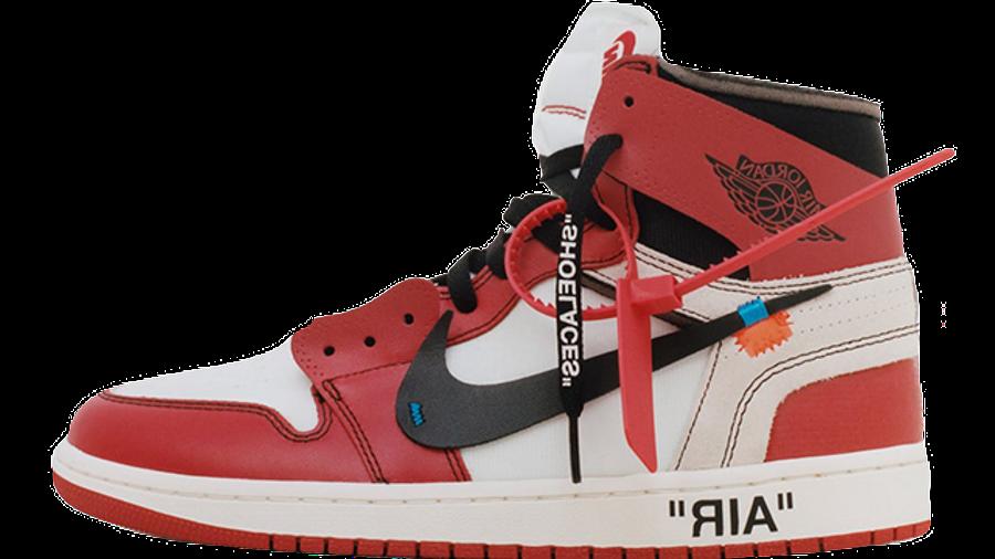 Off-White x Nike Air Jordan 1   Where To Buy   AA3834-101   The ...