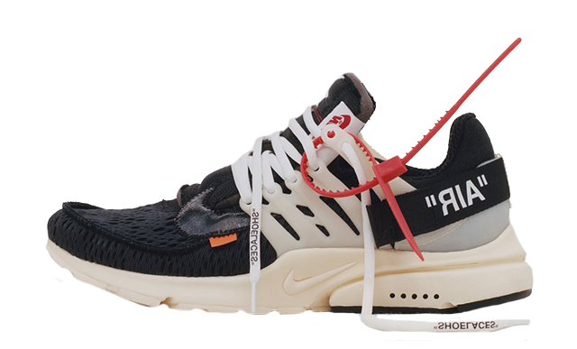 Shots Of The Off White x Nike Air