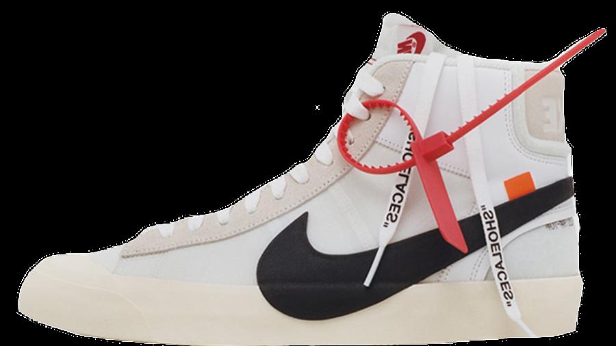 Off-White x Nike Blazer | Where To Buy