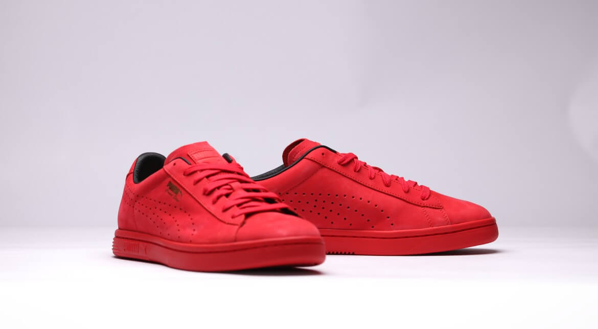 PUMA Court Star OG High Risk Red - Where To Buy - 358322-03 ...