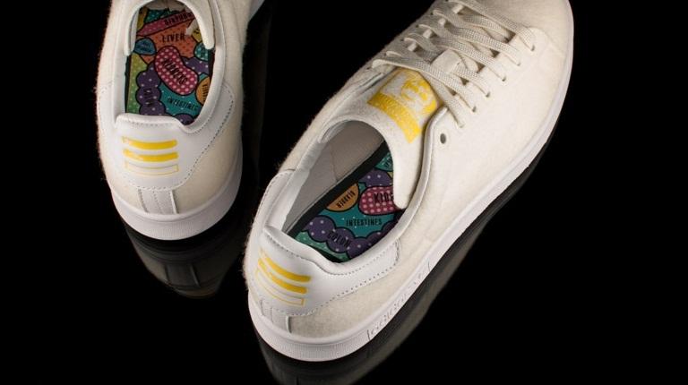 Pharrell Williams x adidas Stan Smith