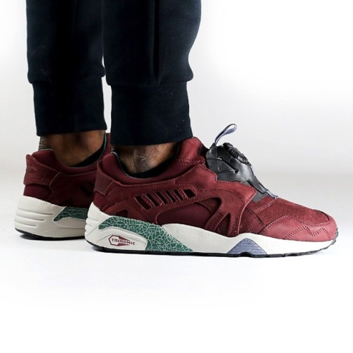 puma disc blaze bordeaux