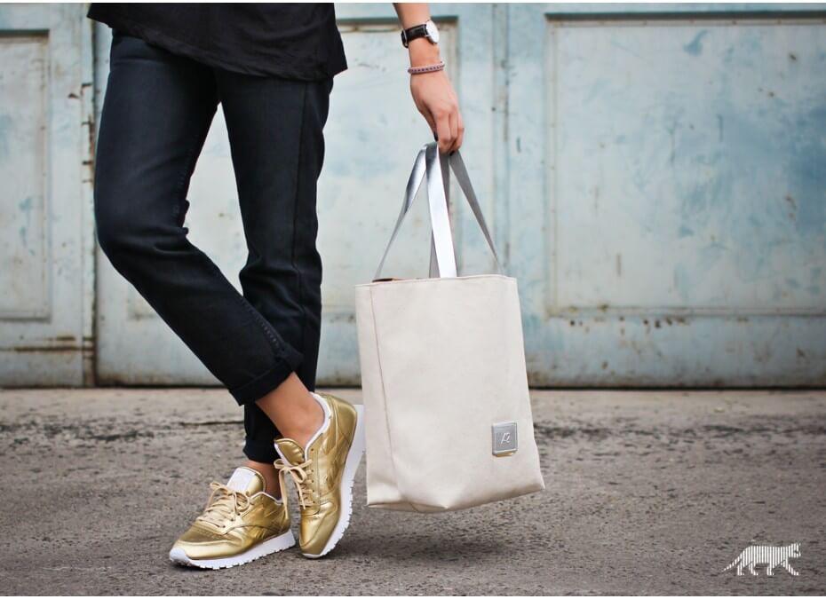 Reebok x FACE Stockholm Classic Leather Spirit Gold