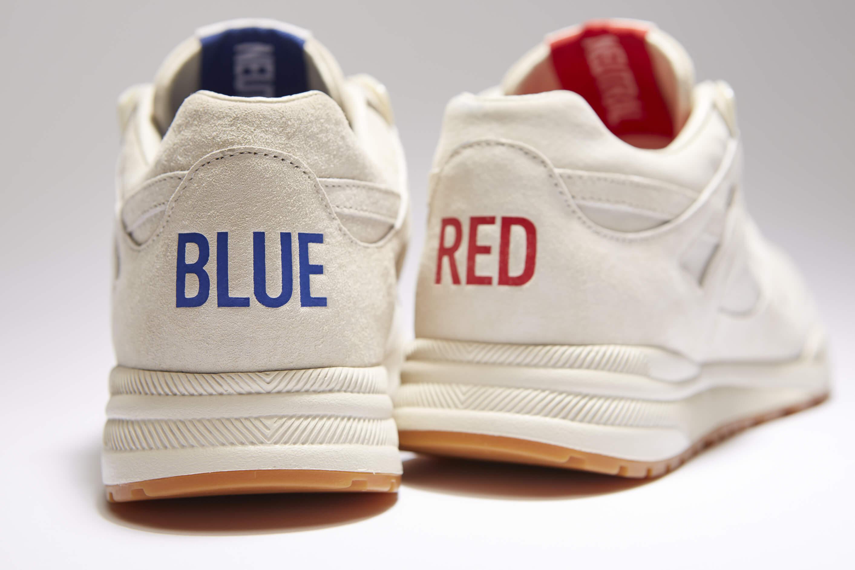 "Kendrick Lamar x Reebok ""Red and Blue"