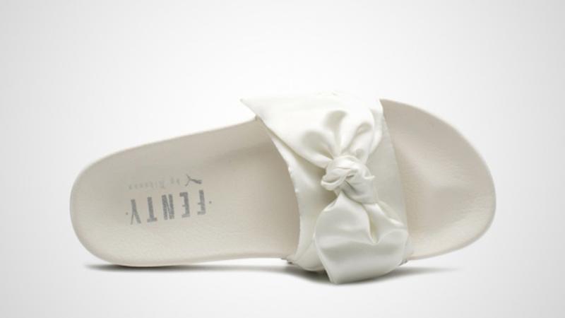 Rihanna x PUMA Fenty Bow Slide White