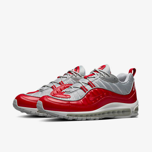 97 Supreme X Nike Air Max 97 Sup Red White AJ1986 020 Super