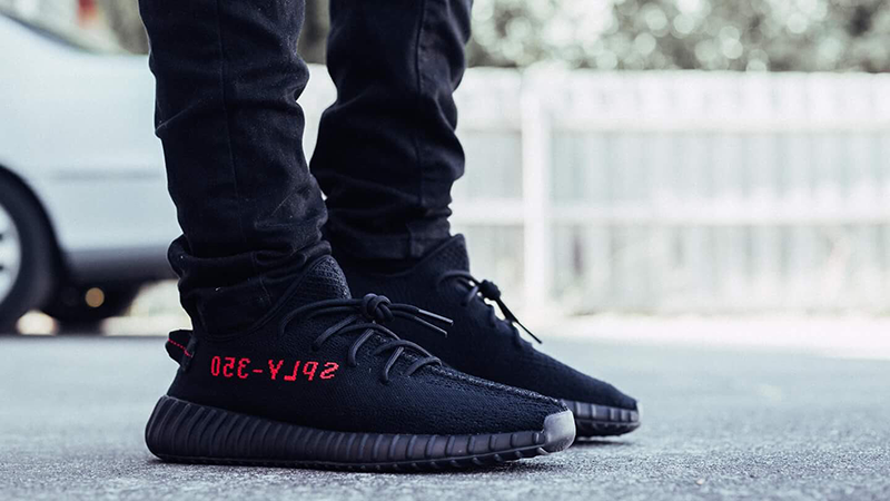 Yeezy Boost 350 V2 Pirate Black