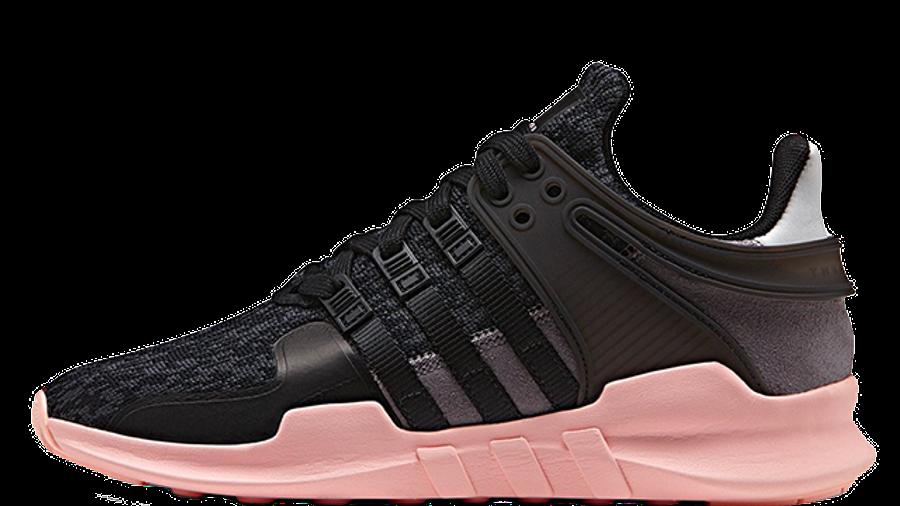 adidas EQT Support Adv Black Pink Womens