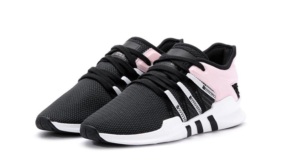 adidas EQT Racing ADV Womens Black White Pink   Where To Buy ...