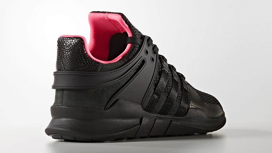 adidas EQT Support ADV Black Pink | Where To Buy | BB1300 | The ...