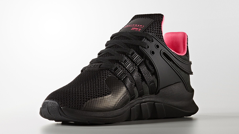 adidas eqt support adv pink and black