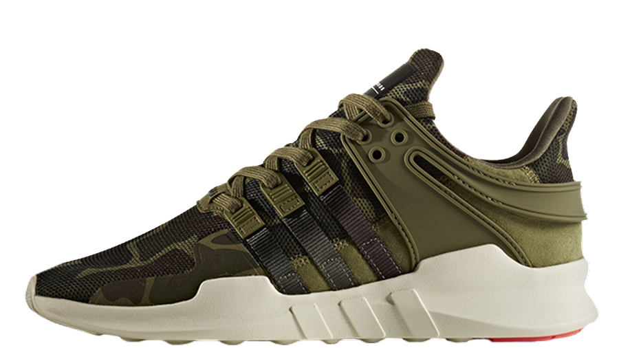 adidas EQT Support ADV Camo Olive   Where To Buy   BB1307   The ...