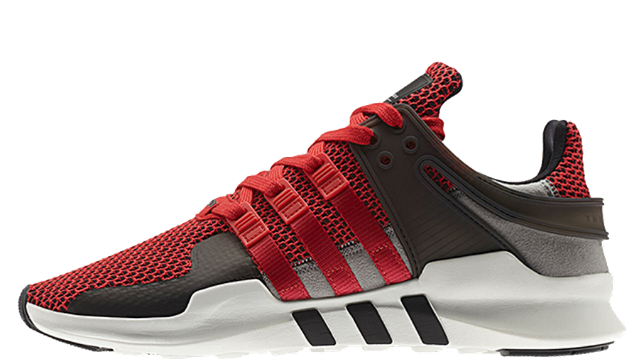adidas EQT Support ADV Red | Where To Buy | BA8327 | The Sole Supplier