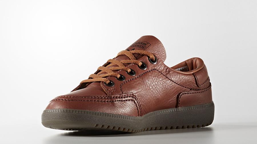 adidas Garwen SPZL Brown | Where To Buy