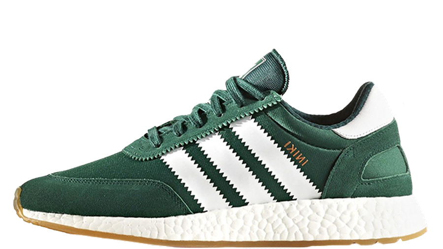 adidas Iniki Runner Boost Green White