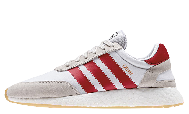 templar Indirecto Empresario  adidas Iniki Runner Boost White Red Gum - Where To Buy - BY9723 | The Sole  Supplier