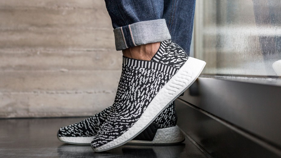 adidas NMD CS2 Primeknit Zebra | Where