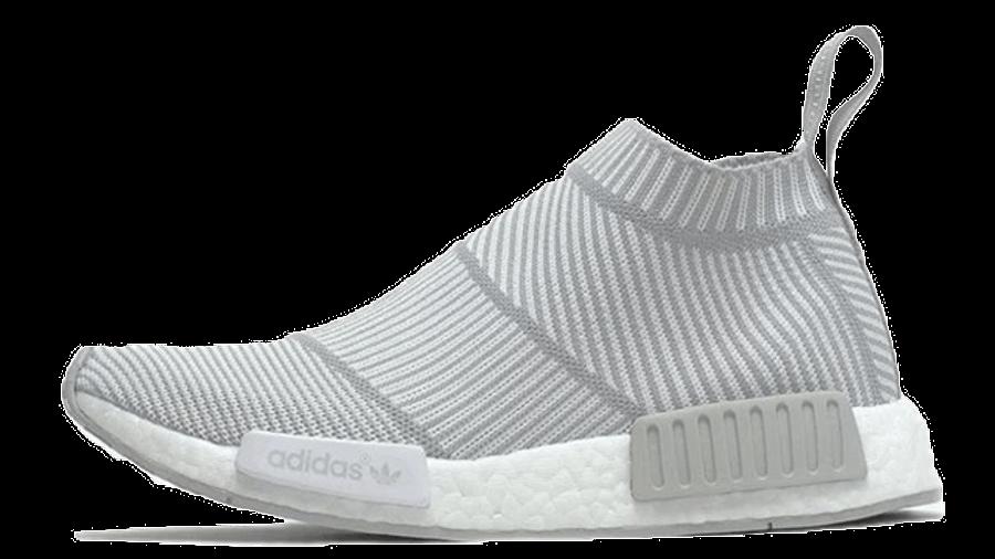 adidas NMD City Sock Grey White | Where