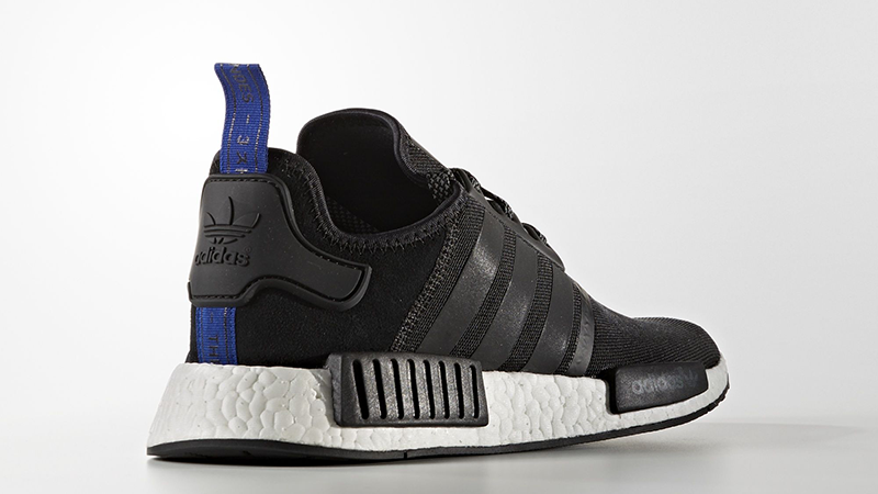 Adidas Nmd R1 Black Blue Where To Buy S31515 The Sole Supplier