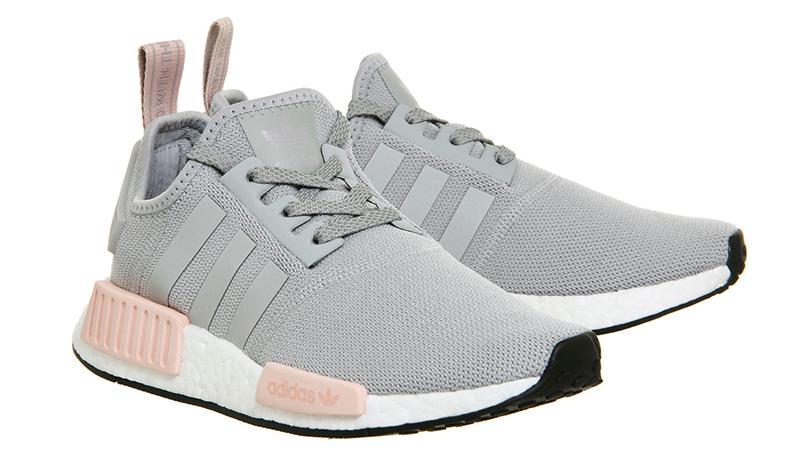 adidas nmd r1 grey pink