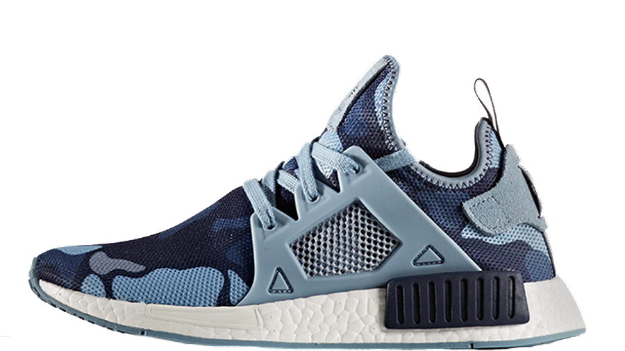 adidas NMD XR1 Blue Duck Camo | Where To Buy | BA7754 | The Sole ...