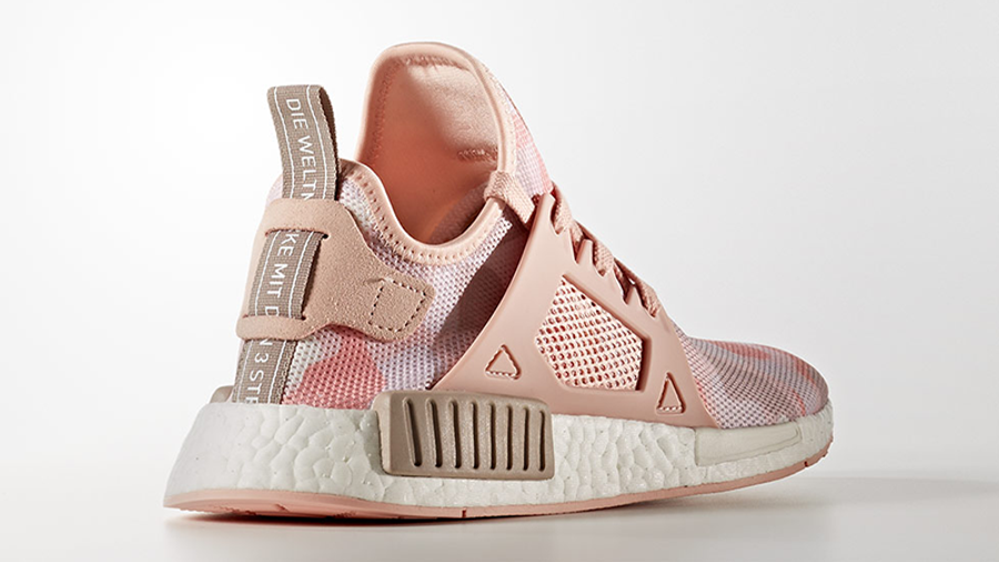 adidas NMD XR1 Pink Duck Camo | Where To Buy | BA7753 | The Sole ...