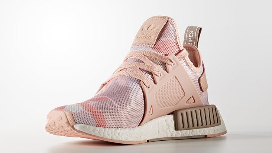 adidas NMD XR1 Pink Duck Camo | Where
