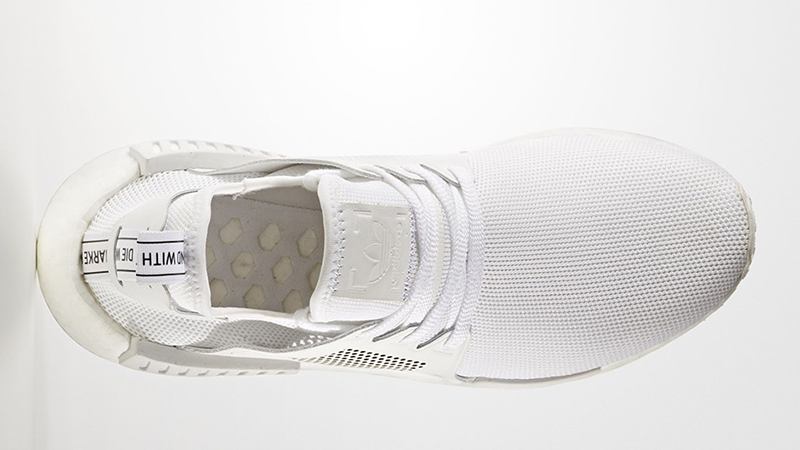 Adidas Nmd Xr1 Textile Triple White Where To Buy By9922 The