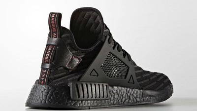 adidas NMD XR1 PK Core Black Red | Where To Buy | BA7214 | The ...