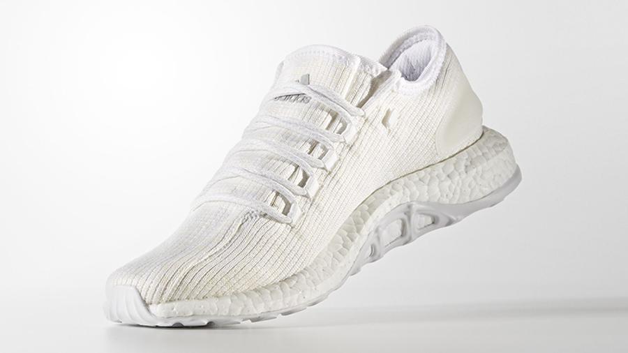 adidas Pure Boost Clima White | Where