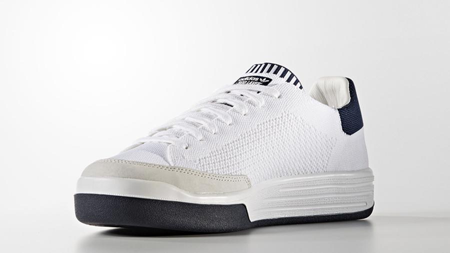 adidas Rod Laver Primeknit White