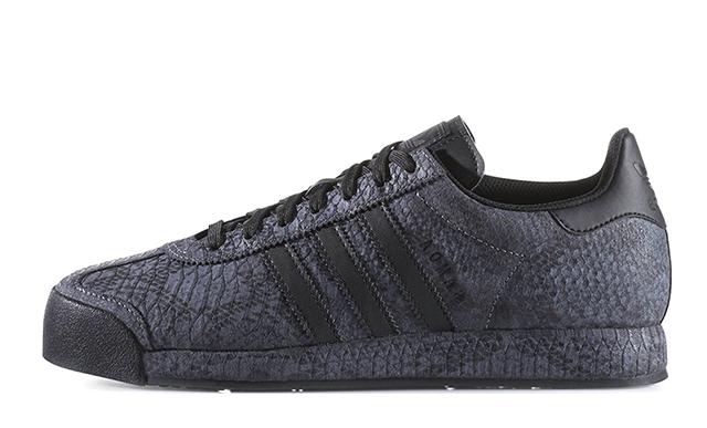 adidas Samoa Dark Grey | Where To Buy