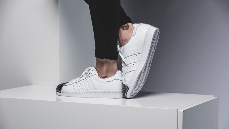"Adidas Superstar 80s Metal Toe ""Gold Foil"" | Adidas"