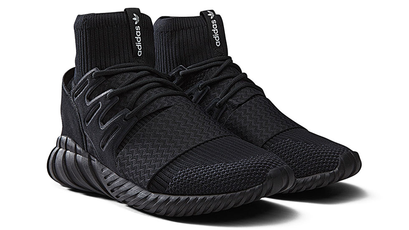 adidas Tubular Doom PK Triple Black