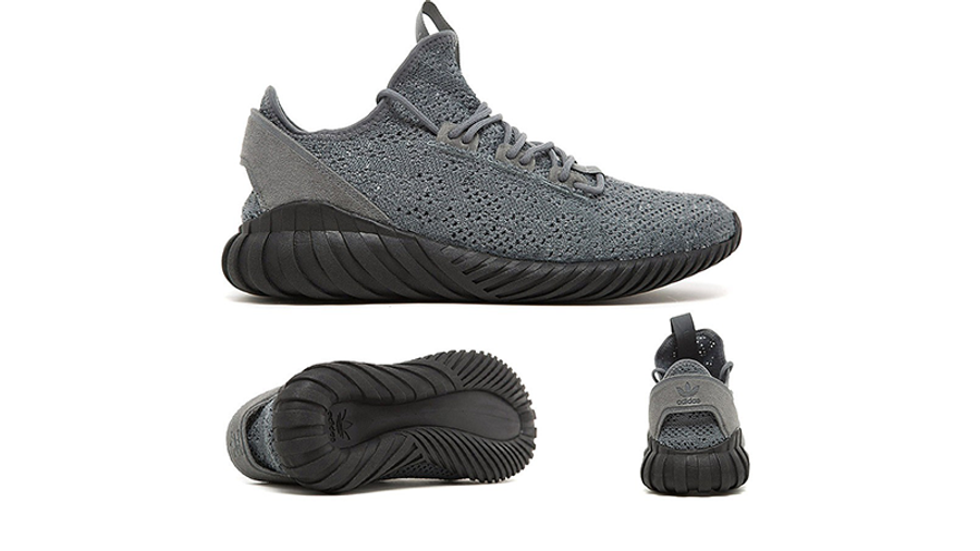 fusible herida Limpiar el piso  adidas Tubular Doom Sock Primeknit Grey | Where To Buy | BY3564 | The Sole  Supplier