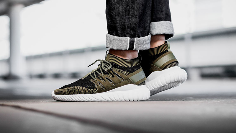 adidas Tubular Nova Primeknit Olive - Where