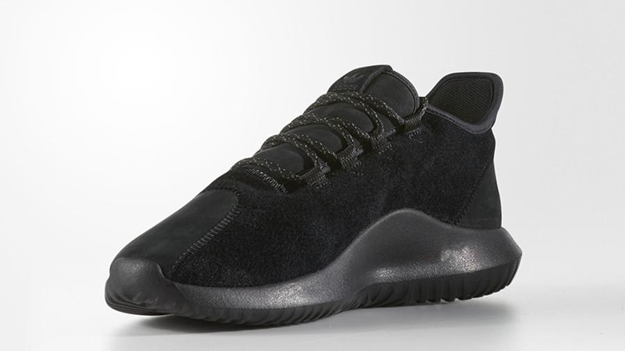 adidas Tubular Shadow Triple Black