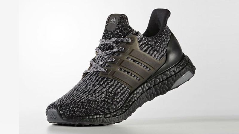 adidas ultra boost schwarz silber