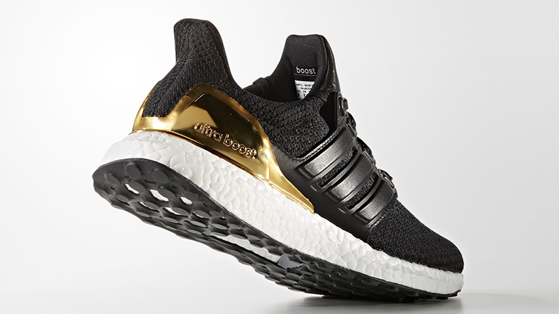 adidas Ultra Boost Gold LTD